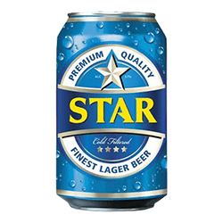 star beer can