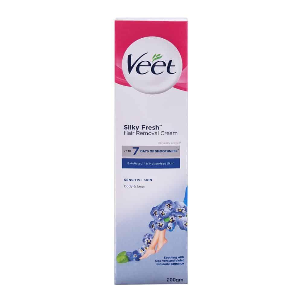 Veet Silk And Fresh Hair Removal Cream Gomarket